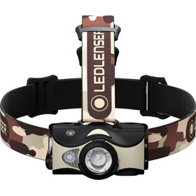 Led Lenser MH8 Stirnlampe black/sand